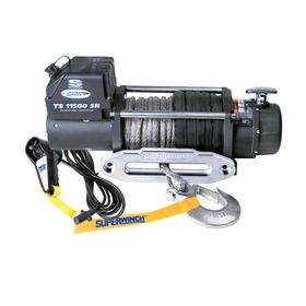 Electrische lier Superwinch Tiger Shark 11500 SR 12V (5215kg)