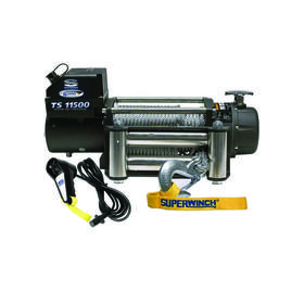 Electrische lier Superwinch Tiger Shark 11500 12V (5216kg)