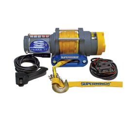 Electrische lier Superwinch Terra 35 SR 12V (1588kg) - 1135230