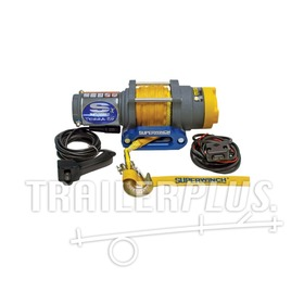 Electrische lier Superwinch Terra 25 SR 12V (1134kg) - 1125230