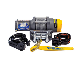 Electrische lier Superwinch Terra 35 12V (1588kg) - 1135220
