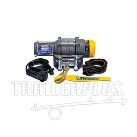 Electrische lier Superwinch Terra 25 12V (1134kg) - 1125220