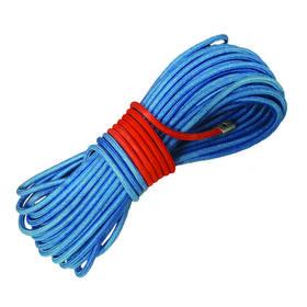 Alltracks Synthetic rope double braided 10mm x 38m (9000kg) - ATDB10x38B
