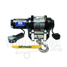 Electrische lier Superwinch LT 3000 ATV 12V (1361kg) - 1130220