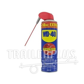 WD40 Multispray 500ml straw min. afname 3st