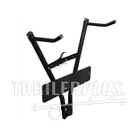 Fietsdrager hitch on-up