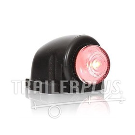 Toplamp markeringslamp WAS LED rood 12/24v