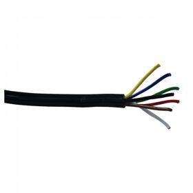 Verlichtingskabel 7*0.75qmm rol a 50 meter