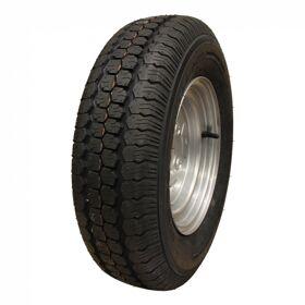 Compleet wiel 145 R10 Trailermaxx CR-966 frt m+s + 3.50Bx10H2 ET23,5 60/100/4 74 N staal, grijs,