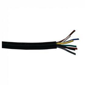 Verlichtingskabel 8x1,0mm2 rol a 100m