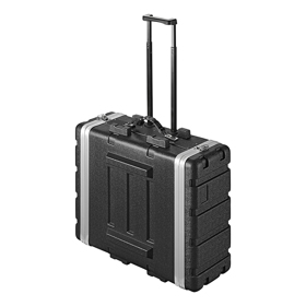 "Rack Case 19"" 4U trolley"