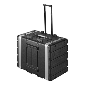 "Rack Case 19"" 8U trolley"