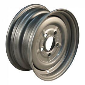 Losse velg 4½Jx12H2 ET30 67/112/5 staal, grijs,