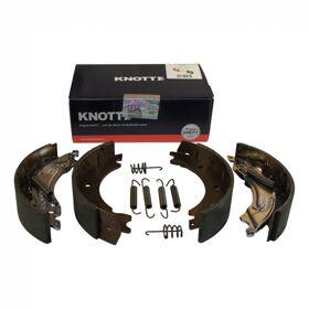 Remschoenset Knott 20-2425/1 200x50 spreiz backmatic Premium Kwaliteit