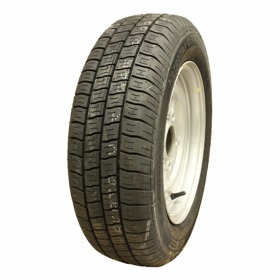 Compleet wiel 155/70 R12C Kargomax ST-6000 + 4½Jx12H2 ET30 67/112/5 104/101 N staal, grijs,
