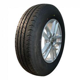 Compleet wiel 185 R14C Kargomax ST-6000 M+S + 5½Jx14H2 ET30 67/112/5 104/102 N lichtmetaal, grijs
