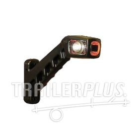 Pendellicht Rubber LED 3lamps 180 mm LINKS
