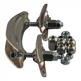 Remgarnituur, dubbel (tandem) m10