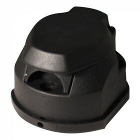 Stekkerdoos 13 polig type Jaeger met mistafschakeling