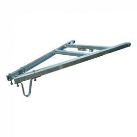 Triangel KLZ35-B voor oplooprem schamelaanhangwagen