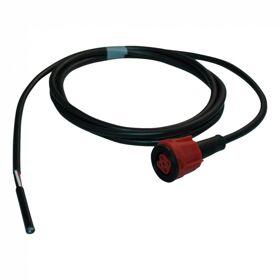 Aansluitkabel met connector Radex LINKS Rood L=2m