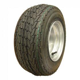 Wiel compleet 8, 16.5*6.5 ballon Kings Tyre