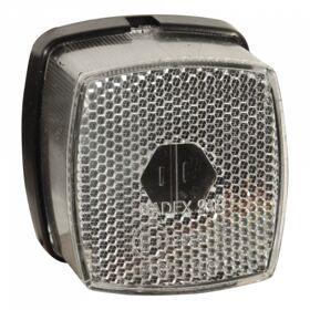 Positielamp wit, toplicht, Radex
